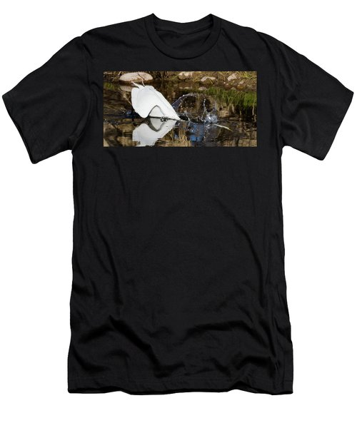 Underwater Men's T-Shirt (Athletic Fit)