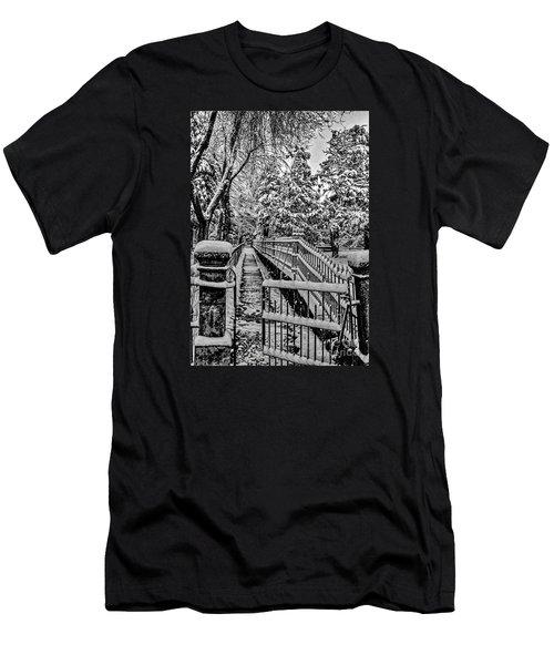 Undisturbed Men's T-Shirt (Athletic Fit)