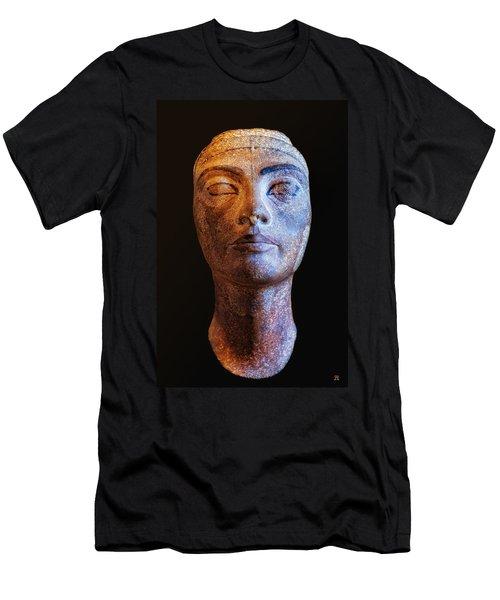 Unfinished Nefertiti Men's T-Shirt (Athletic Fit)