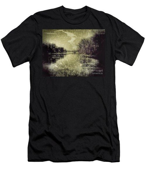 Unfrozen Lake Men's T-Shirt (Athletic Fit)