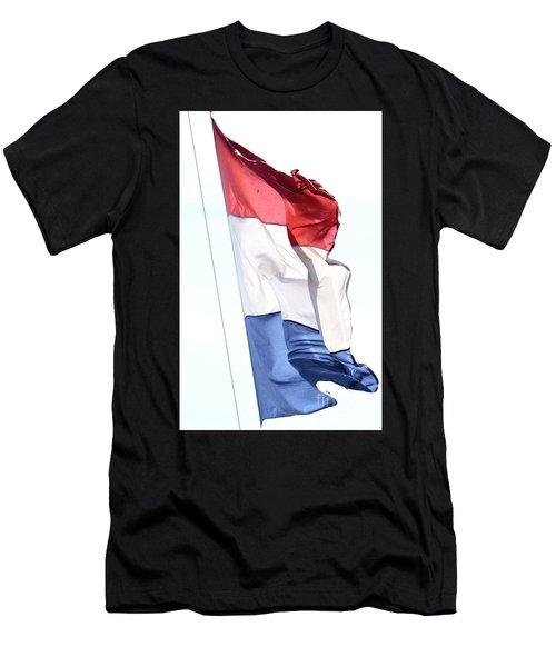Unfurl 02 Men's T-Shirt (Athletic Fit)