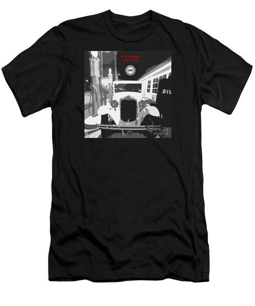 Union Made Men's T-Shirt (Athletic Fit)
