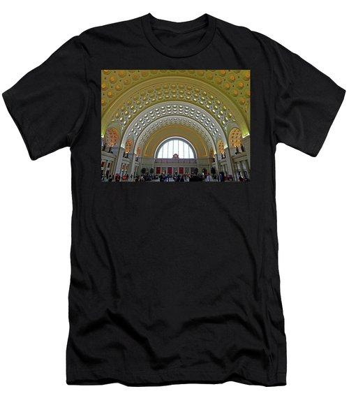 Union Station 12 Men's T-Shirt (Athletic Fit)