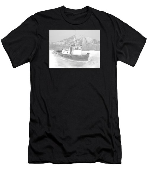 Tugboat Union Men's T-Shirt (Athletic Fit)