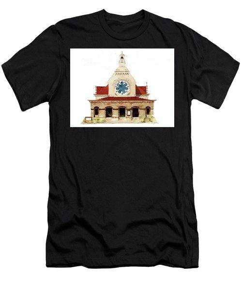 Unitarian Church - F.furness Men's T-Shirt (Athletic Fit)
