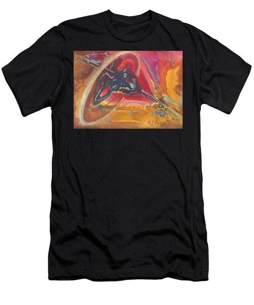Universal Heart Men's T-Shirt (Athletic Fit)