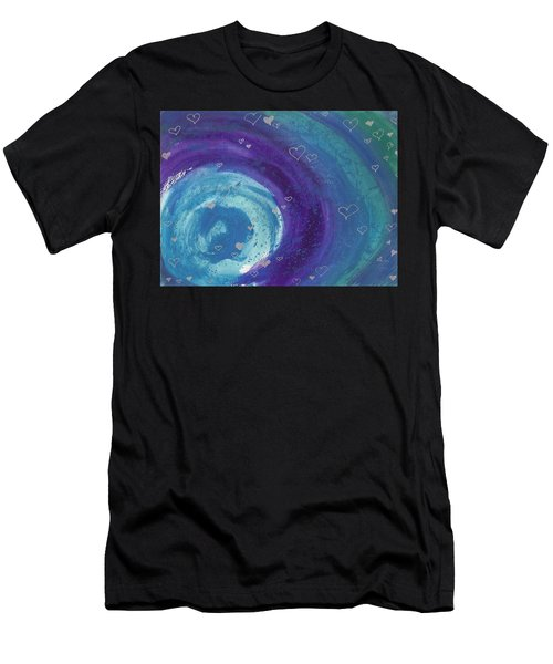 Universal Love Men's T-Shirt (Athletic Fit)