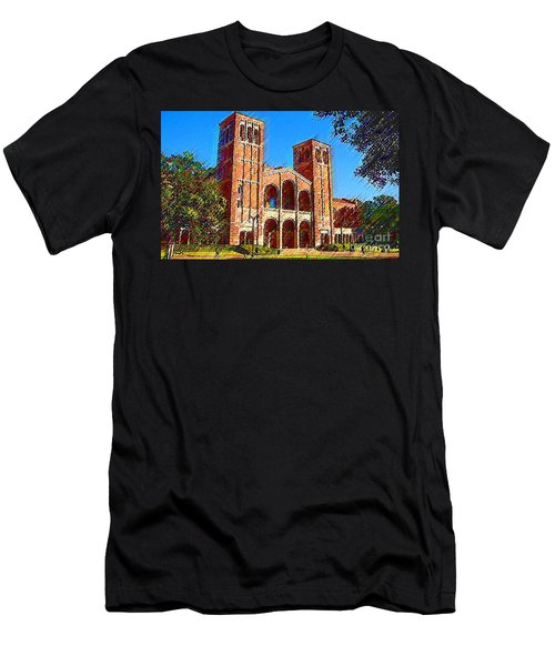 Ucla Men's T-Shirt (Athletic Fit)