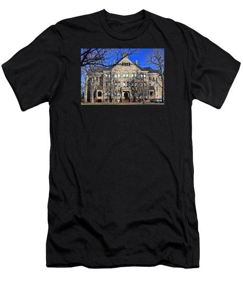 University Hall Men's T-Shirt (Athletic Fit)