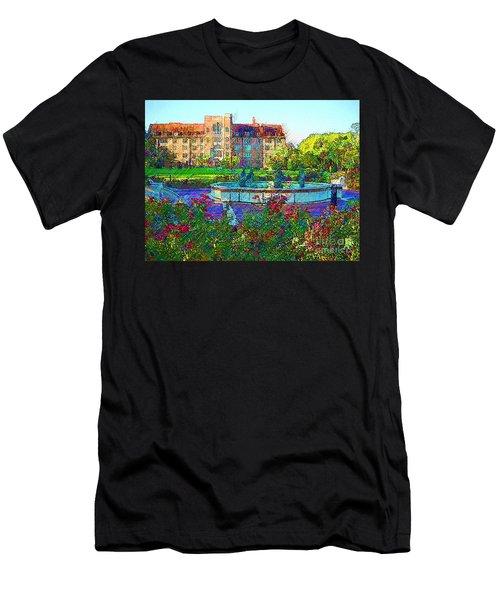 University Of Florida Men's T-Shirt (Athletic Fit)
