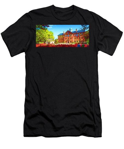University Of North Carolina  Men's T-Shirt (Athletic Fit)