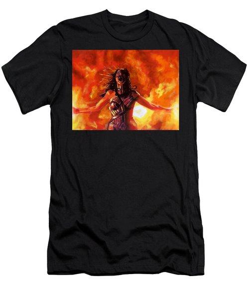 Unleashed Men's T-Shirt (Athletic Fit)