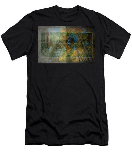 Men's T-Shirt (Slim Fit) featuring the photograph Unmanned by Mark Ross