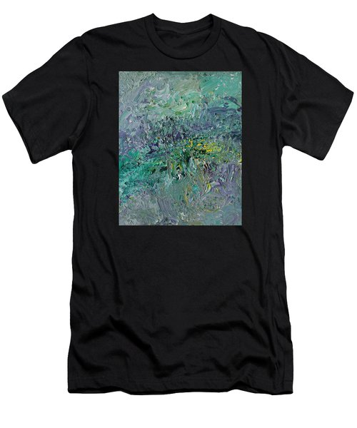 Blind Giverny Men's T-Shirt (Athletic Fit)