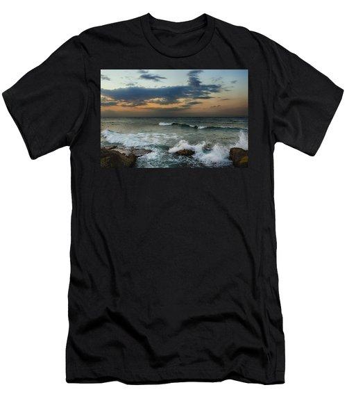Unsettled Men's T-Shirt (Athletic Fit)