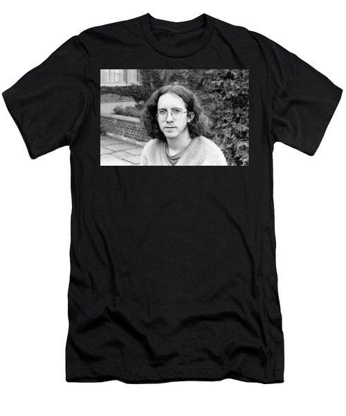 Unshaven Photographer, 1972 Men's T-Shirt (Athletic Fit)