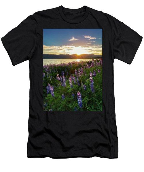 Untamed Beauty Men's T-Shirt (Athletic Fit)