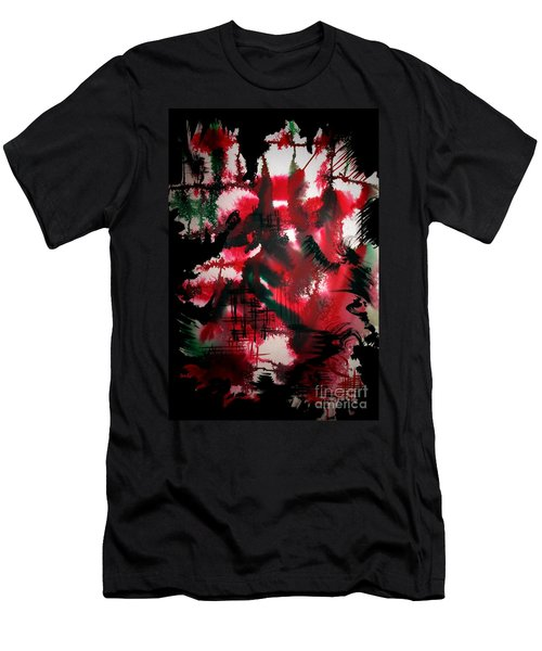 Untitled-174 Men's T-Shirt (Athletic Fit)