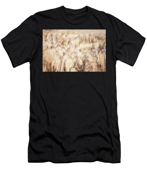 Untitled #3939, From The Soul Searching Series Men's T-Shirt (Athletic Fit)