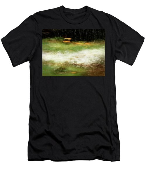Untitled #8090498, From The Soul Searching Series Men's T-Shirt (Athletic Fit)