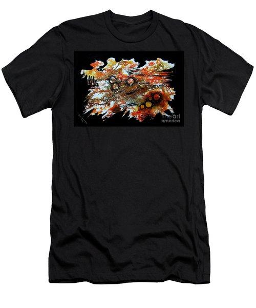 Untitled-85 Men's T-Shirt (Athletic Fit)