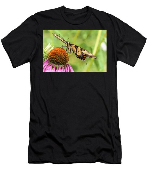 Untitled Butterfly Men's T-Shirt (Athletic Fit)