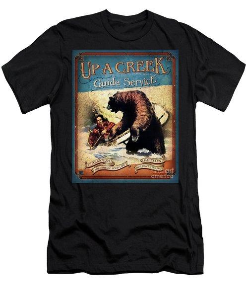 Up A Creek 2 Men's T-Shirt (Athletic Fit)