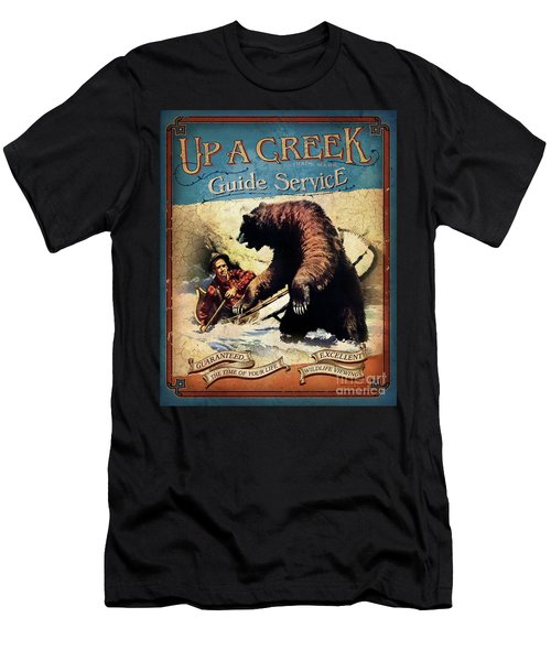 Up A Creek 2 Men's T-Shirt (Slim Fit)