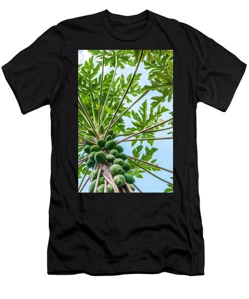 Up The Papaya Men's T-Shirt (Athletic Fit)