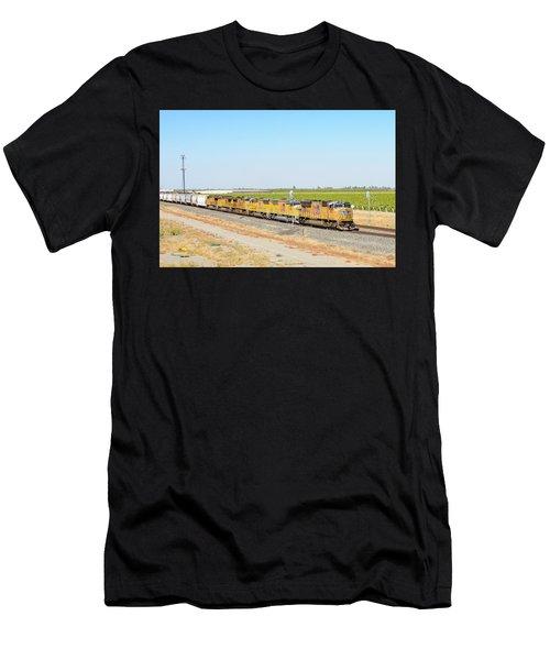 Up4912 Men's T-Shirt (Athletic Fit)