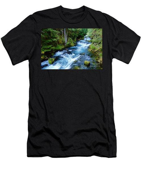 Upper Mckenzie Men's T-Shirt (Athletic Fit)