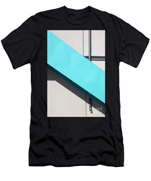 Urban Abstract 1 Men's T-Shirt (Athletic Fit)