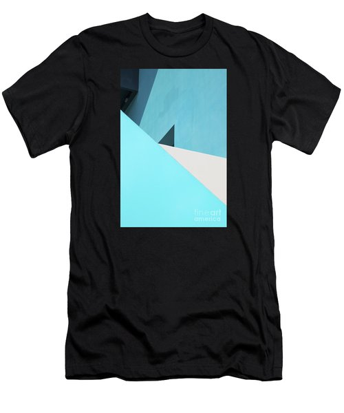 Urban Abstract 3 Men's T-Shirt (Athletic Fit)
