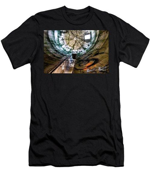 Urban Meets Rural Men's T-Shirt (Athletic Fit)