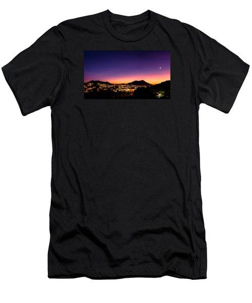 Urban Nights Men's T-Shirt (Athletic Fit)