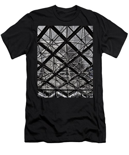 Urban Patterns - Sao Paulo  Men's T-Shirt (Athletic Fit)