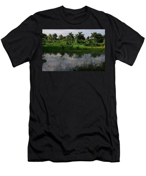 Urban Swamp Men's T-Shirt (Athletic Fit)