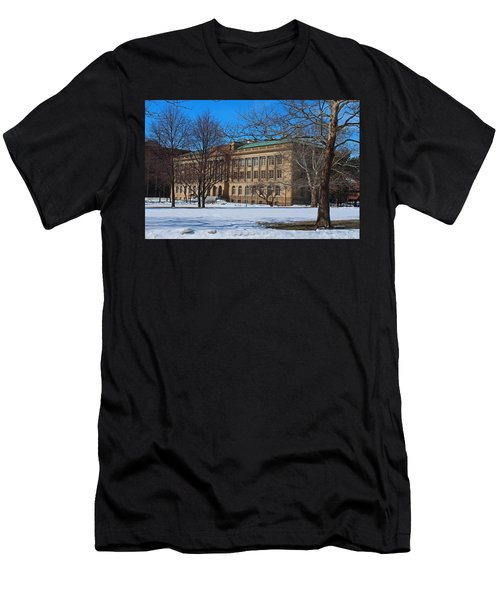 Us Court House And Custom House Men's T-Shirt (Athletic Fit)