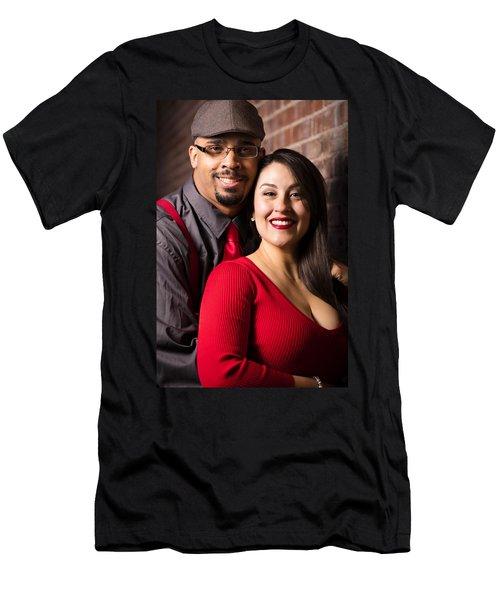 Us Men's T-Shirt (Athletic Fit)