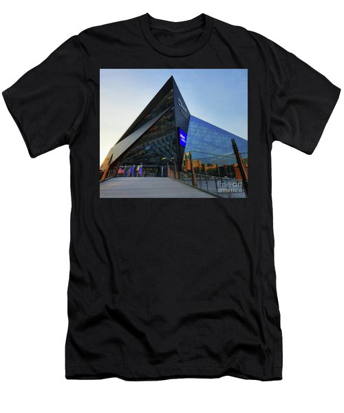 Usbank Stadium The Approach Men's T-Shirt (Athletic Fit)