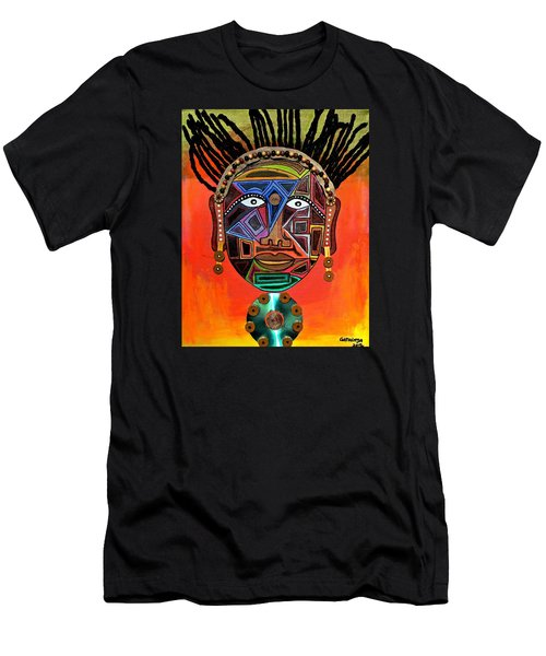 Uso 2 Men's T-Shirt (Athletic Fit)
