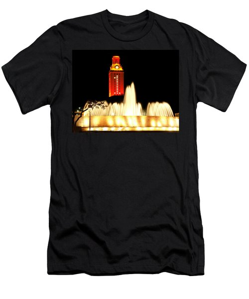 Ut Tower Championship Win Men's T-Shirt (Athletic Fit)