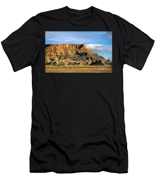 Utah Butte Men's T-Shirt (Athletic Fit)
