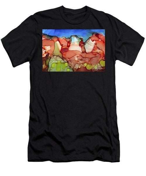 Utah Men's T-Shirt (Athletic Fit)