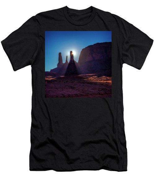 Utah Sunshine Men's T-Shirt (Athletic Fit)