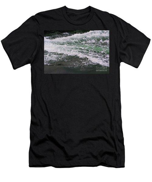 V-line Action Men's T-Shirt (Athletic Fit)