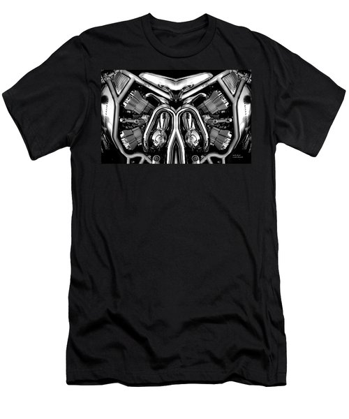 V-rod Men's T-Shirt (Athletic Fit)