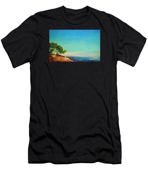 Vacanza Permanente Men's T-Shirt (Athletic Fit)