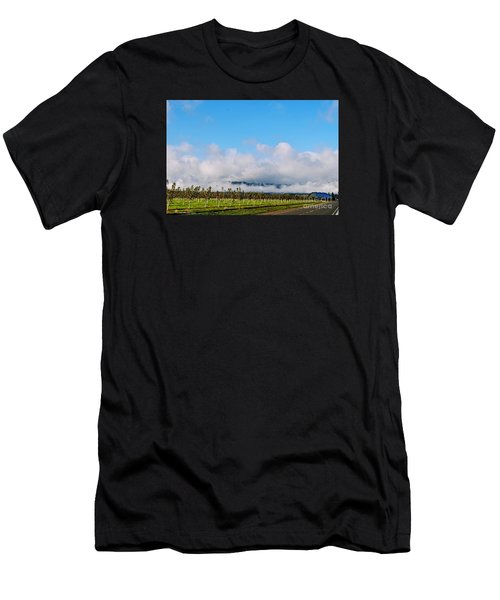 Vacaville Orchard Men's T-Shirt (Athletic Fit)