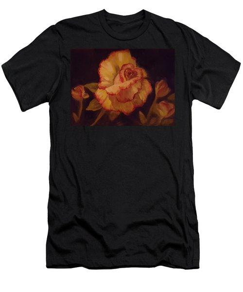 Valentine Rose 2 Men's T-Shirt (Athletic Fit)